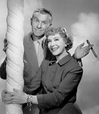 George Bursn Gracie Allen